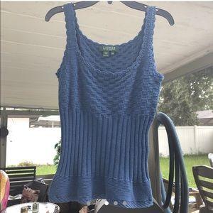 Lauren by Ralph Lauren knit top